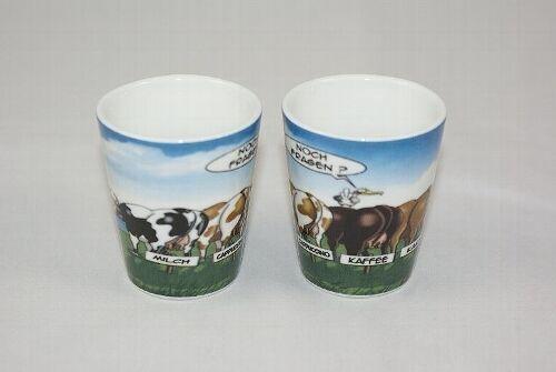 Eierbecher Hösti *5 Kühe*Milch-Cappucino-Kaffee-Kakao-Schokolade...noch Fragen?
