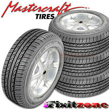 4 Mastercraft MC440 215/55R16 93H SL All Season Performance Tires 215/55/16 New