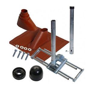 SET-Sparrenhalter-Dachsparrenhalter-fuer-SAT-Antennen-Mast-Halterung-Dach-Halter