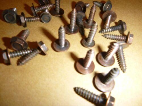 Lowrey Organ Screws .. Set of Genuine Lowrey Organ Back Screws