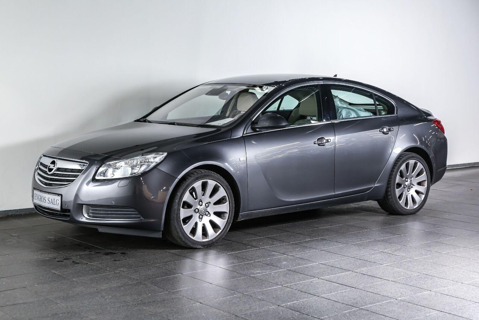Opel Insignia 2,0 CDTi 160 Cosmo aut.