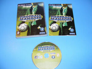 Football-Manager-2007-RARE-French-Version-Italian-Spanish-PC-Mac-Video-Game