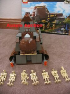 Details about LEGO 7184 Star Wars : Trade Federation MTT [Year 2000  Edition] VERY RARE