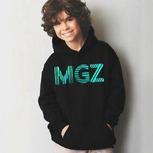 Kids morgz youtuber mgz Merch farceur Pullover Hoody Gamer Pull Cadeau Top