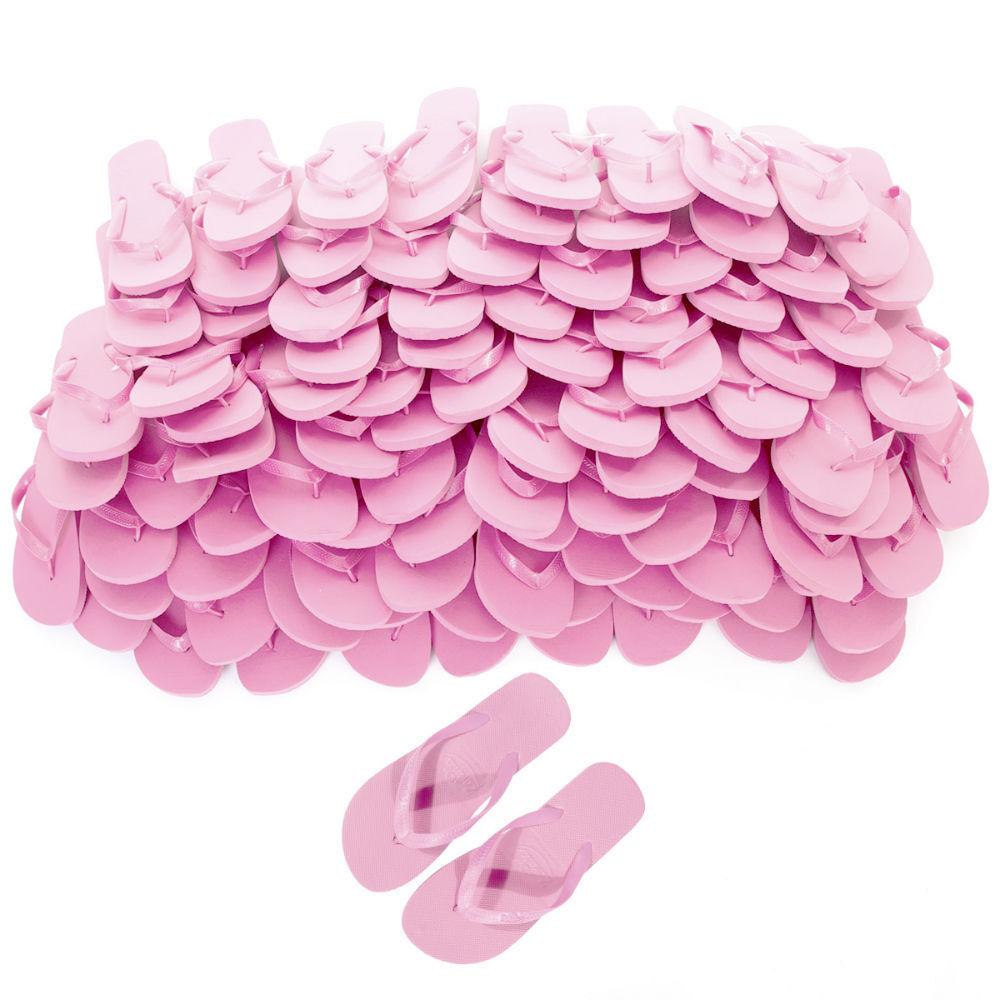 Zohula BABY rosa FLIP FLOPS-Bulk comprare 10-100 coppie di soli  COPPIA