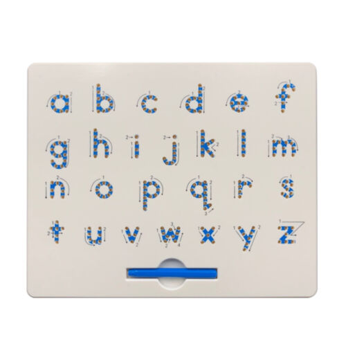 Magnetic Writing Drawing Board Toy Kids Educational Alphabet Letter Learning