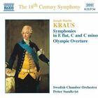 Kraus: Olympic Overture; Symphonies (CD, Jan-1998, Naxos (Distributor))