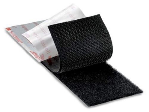 """3M HOOK /& LOOP SPECIALTY FASTENING TAPES 2/"""" x 6/"""" PIECE # 3MHL2"""