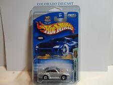 2003 Hot Wheels Treasure Hunt #6 Silver Porsche 959