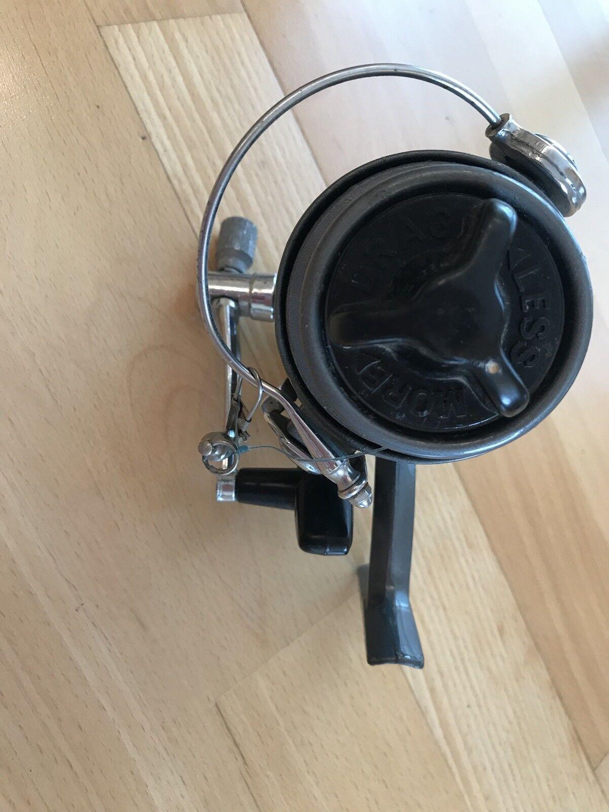 Alte Angelrolle Rolle Spule Commander S-S57 S-S57 S-S57 Rarität Vintage 51916e