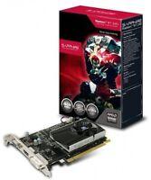 Sapphire Radeon R7 240 4gb Ddr3 Hdmi/dvi-d/vga With Boost Pci-express Graphics