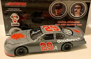 Kevin-Harvick-2005-Action-1-24-29-Goodwrench-Test-Car-2508-Made-New