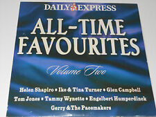 Daily Express Music CD - All Time Favourites - Volume 2
