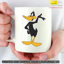 Zoomie Kids Krum Funny Angry Duck Cartoon Coffee Mug For Sale Online Ebay