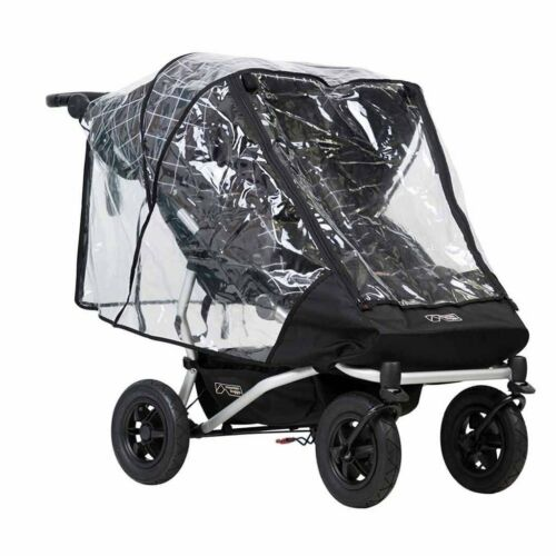 Mountain Buggy Duet Double Storm Snow Wind Rain Cover Protection