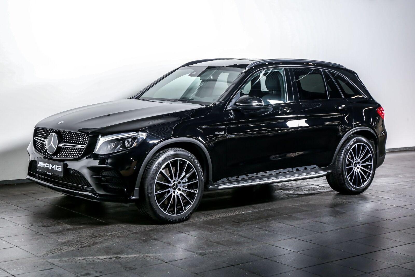 Mercedes-Benz GLC43 3,0 AMG aut. 4Matic Van