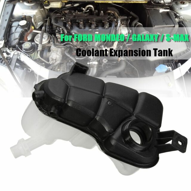 Petrol Radiator Expansion Coolant Header Tank for Ford MONDEO Mk4 ...