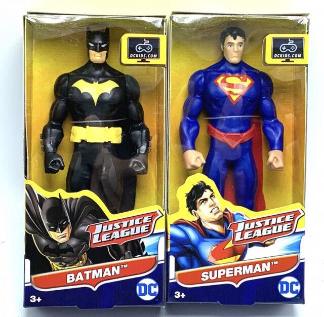 Mattel DC Justice League Superman 6 Inch Action Figure NEW!