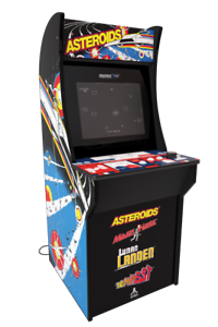 Asteroids-Arcade-1up-Classic-Retro-Cabinet-Machine-Arcade1up-4-In-1-Video-Games