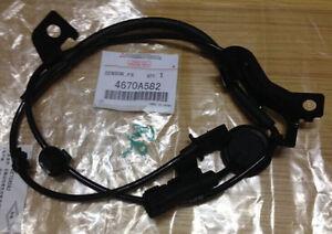 ABS Wheel Speed Sensor Rear Right For Mitsubishi Lancer Outlander ASX 2WD