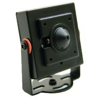 "1/3"" SONY CCD IMX225 1200TVL AHD 3.7mm Pinhole Lens Mini Camera OSD 0.0001 Lux"