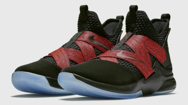 Nike Lebron Soldier XII 12 Basketball Sneakers Men/'s Lifestyle Shoes