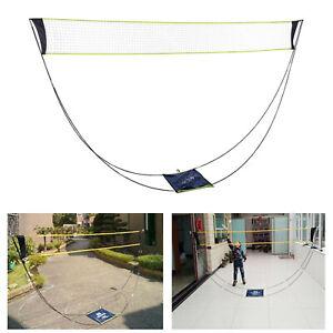 Portable Badminton Filet Set, la configuration simple pour le court de tennis