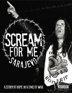 BRUCE-DICKINSON-SCREAM-FOR-ME-SARAJEVO-DVD-IRON-MAIDEN-NEW