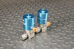 Lot-of-2-Carten-50-72-psi-Normally-Closed-Valves