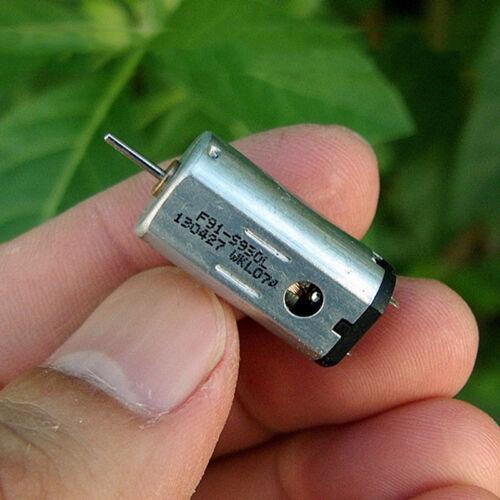 10*12mm DC 3V 3.7V 35000RPM High Speed Strong magnetic Mini N40 HM Motor DIY Toy