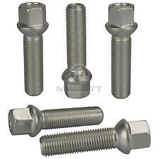 20 Radschrauben zu Stahlfelgen Mercedes SL R107 R129 C107 // SLK R170 R171 Vaneo