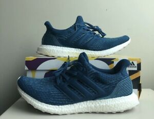 size 40 0f50a bf9c3 Details about Mens Adidas Ultra Boost 3.0 Parley - Sz 11