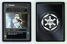 Never Yalnal Star Wars Premiere Limited 1995 DS Rare CCG Card