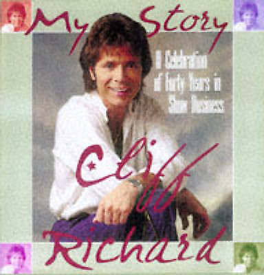 """""""AS NEW"""" Richard, Cliff, Cliff Richard: A Celebration, Hardcover Book"""