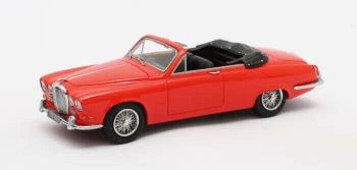 Matrix Models 1 43 JAGUAR 420 Radford CABRIOLET... Rouge carrosseries... NEUF