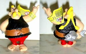 100% Vrai Plastoy - Serie Asterix: Ordinalfabetix Artisanat D'Art
