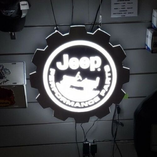 Jeep Performance Parts LED Sign