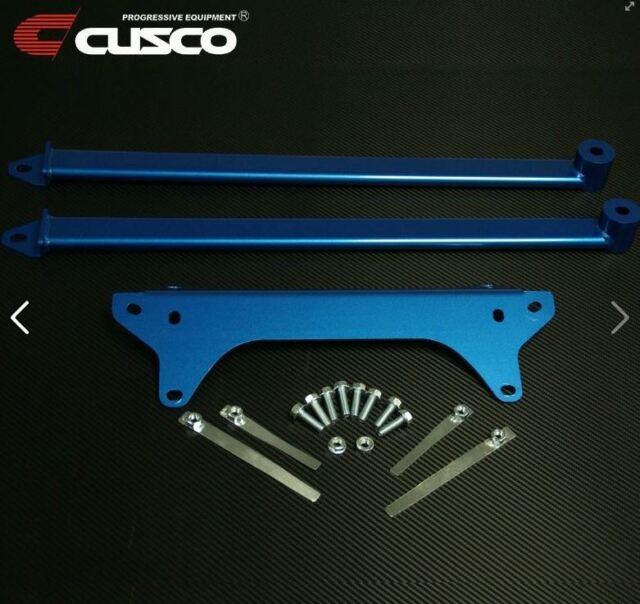 CUSCO REAR 4 POINT LOWER ARM BAR HONDA ACCORD EURO CU1 CU2 ACURA TSX 08-14