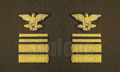 Camo Rank Sleeve Insignia WWII German Waffen Unterscharfuhrer Unteroffizier