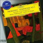 Prokifiev: Symphony No. 5; Stravinsky: Le Sacre du Printemps (CD, May-2000, Deutsche Grammophon)