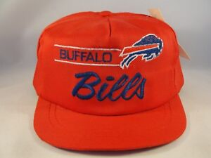 c4fd2716 Kids Size 4-7 NFL Buffalo Bills Vintage Snapback Hat Cap Annco   eBay