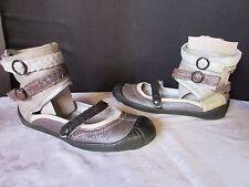 chaussures pataugas imitation reptile 37