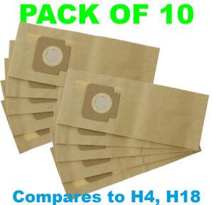 Style De Mode Hoover C1409 C1417 U1060 U1100 U1102 U1220 Aspirateur Sacs-pack De 10-afficher Le Titre D'origine CaractèRe Aromatique Et GoûT AgréAble