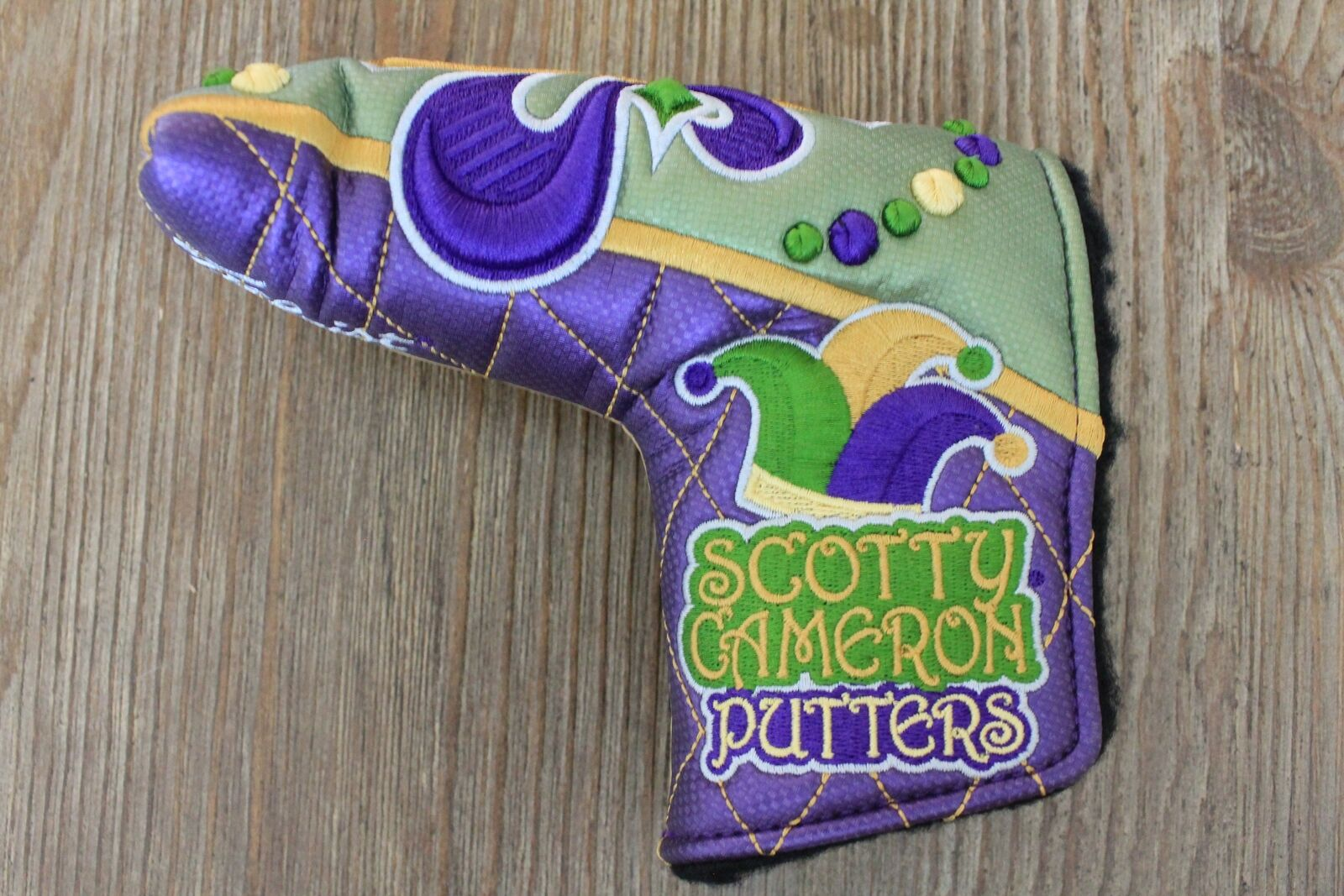 Scotty Cameron 2016 Mardi Gras
