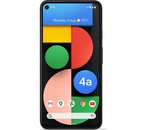"""GOOGLE Pixel 4a 5G 128GB 6.2"""" Full HD SIM-free Smartphone Just Black - Currys"""