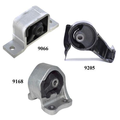 Auto Trans 3 PCS MOTOR /& TRANS MOUNT FOR 2003-2011 Honda Element 2.4L