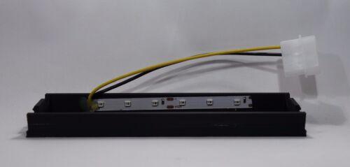 "5.25/"" ATARI tray drive bay bracket filler computer pc modding Mod led custom"