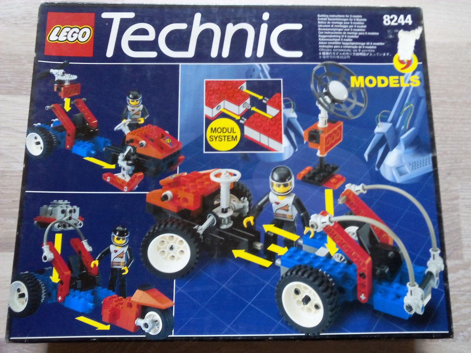 Lego Technic Technik 8244 ConGrünables Set   NEU & OVP - RARITÄT