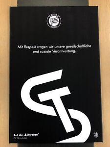 """Leinwand """"gesellschaftliche und soziale Verantwortung"""" 60x90 – STURM HILFT!"""