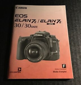 Canon knowledge base eos elan 7 / 7 date: how manual exposure.